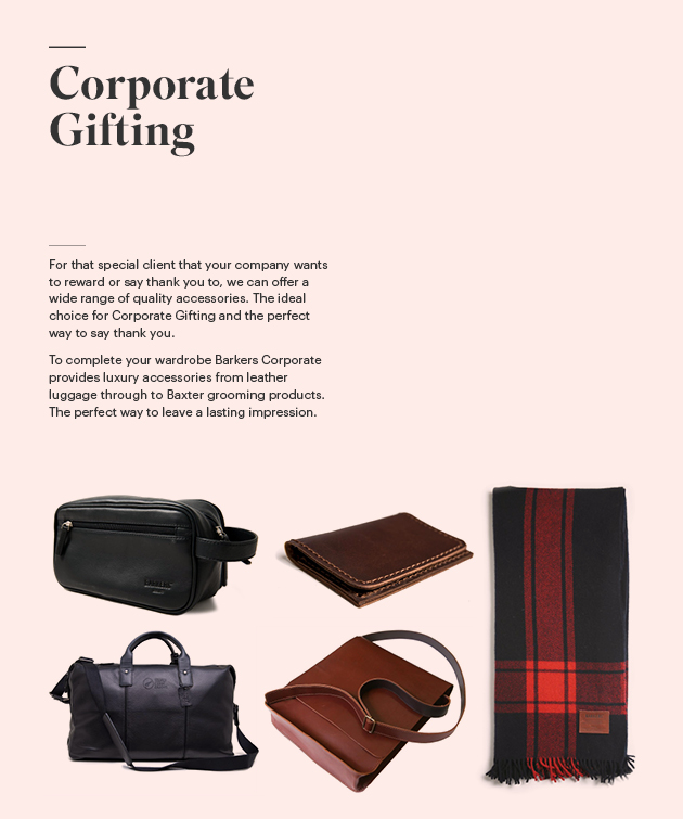 Corporate Gifting Ideas